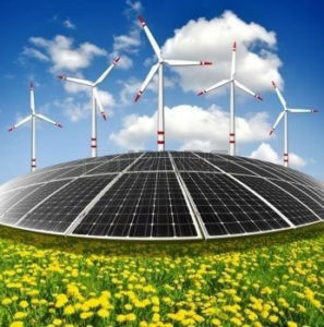 Solar and Wind picture