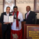 AGED Suumit Award - H. Efole of Money Gram & T.B. Youssef of African Union (2)