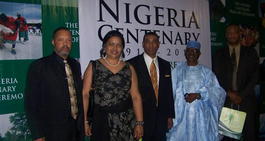 Nigeria Centenary Event In Abuja