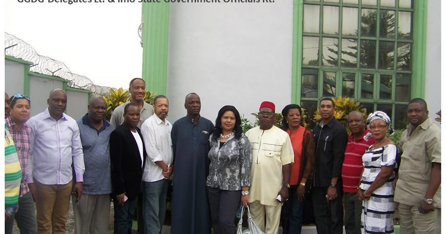 Visit with Prof. Anthony Anwuka Former Imo Secretary of State & Minister of Education For The Federal Republic