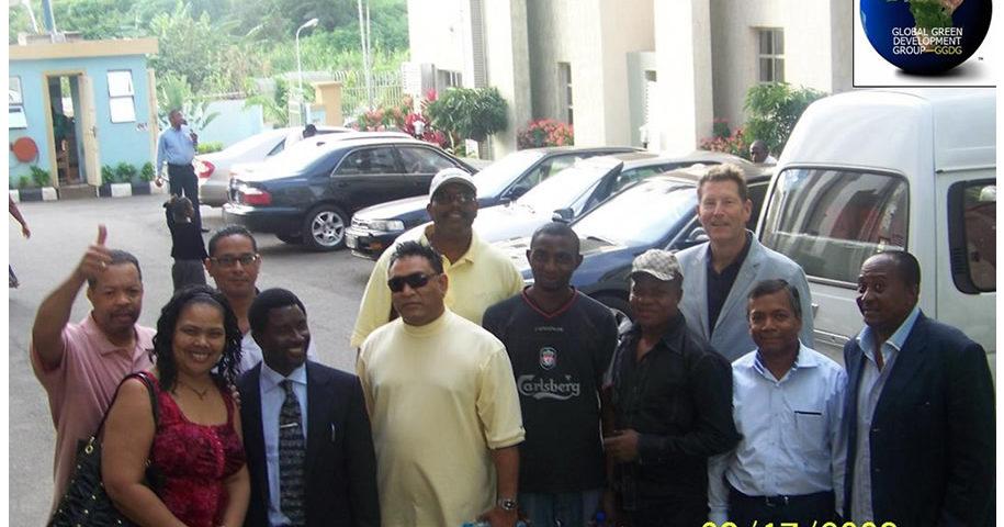 Global Green Development Group Team Members in Abuja