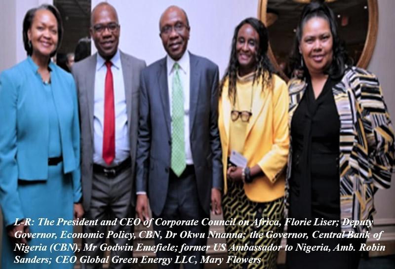 CBN Governor Nigeria